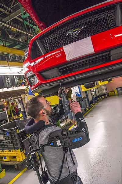 Ford Motor Company Relies on IoT Technologies to Boost Manufacturing Productivity
