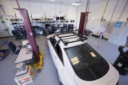 Intel's Advanced Vehicle Lab