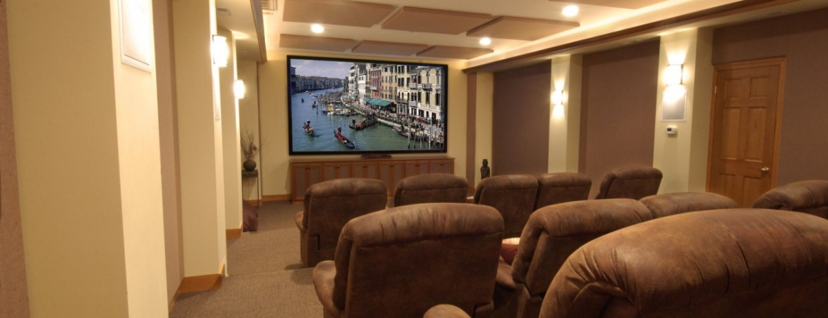 Livewire home theater