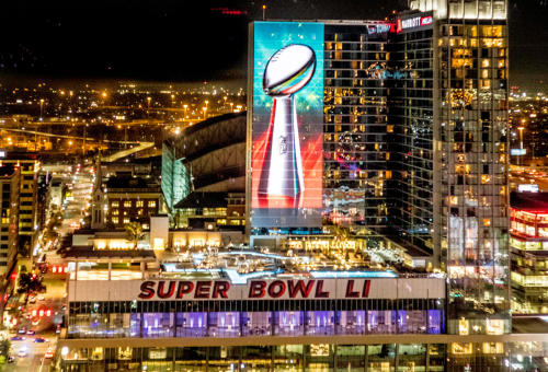 Superbowl 51 IoT