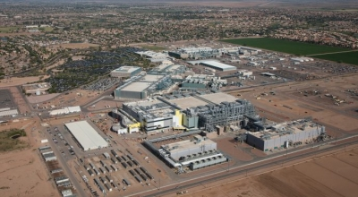 Intel chip Arizona plant