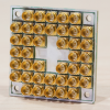 Intel 17-qubit quantum computing chip